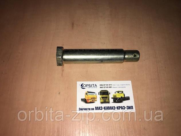 53361-2905470 Палец М20х1,5х125 крепления переднего амортизатора МАЗ (верхний)