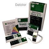 Dental Dam KIT Hygenic -Набір коффердама (кламери без крил), фото 2