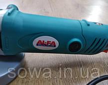 ✔️Болгарка AL-FA AG219 ( 1400 Вт, 125 мм, M14 ), фото 2