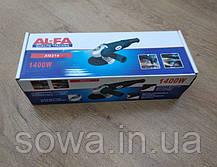 ✔️Болгарка AL-FA AG219 ( 1400 Вт, 125 мм, M14 ), фото 3