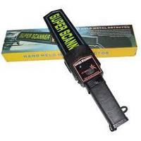 Ручной металлодетектор MD3003B / MD3003B1 Super Scanner