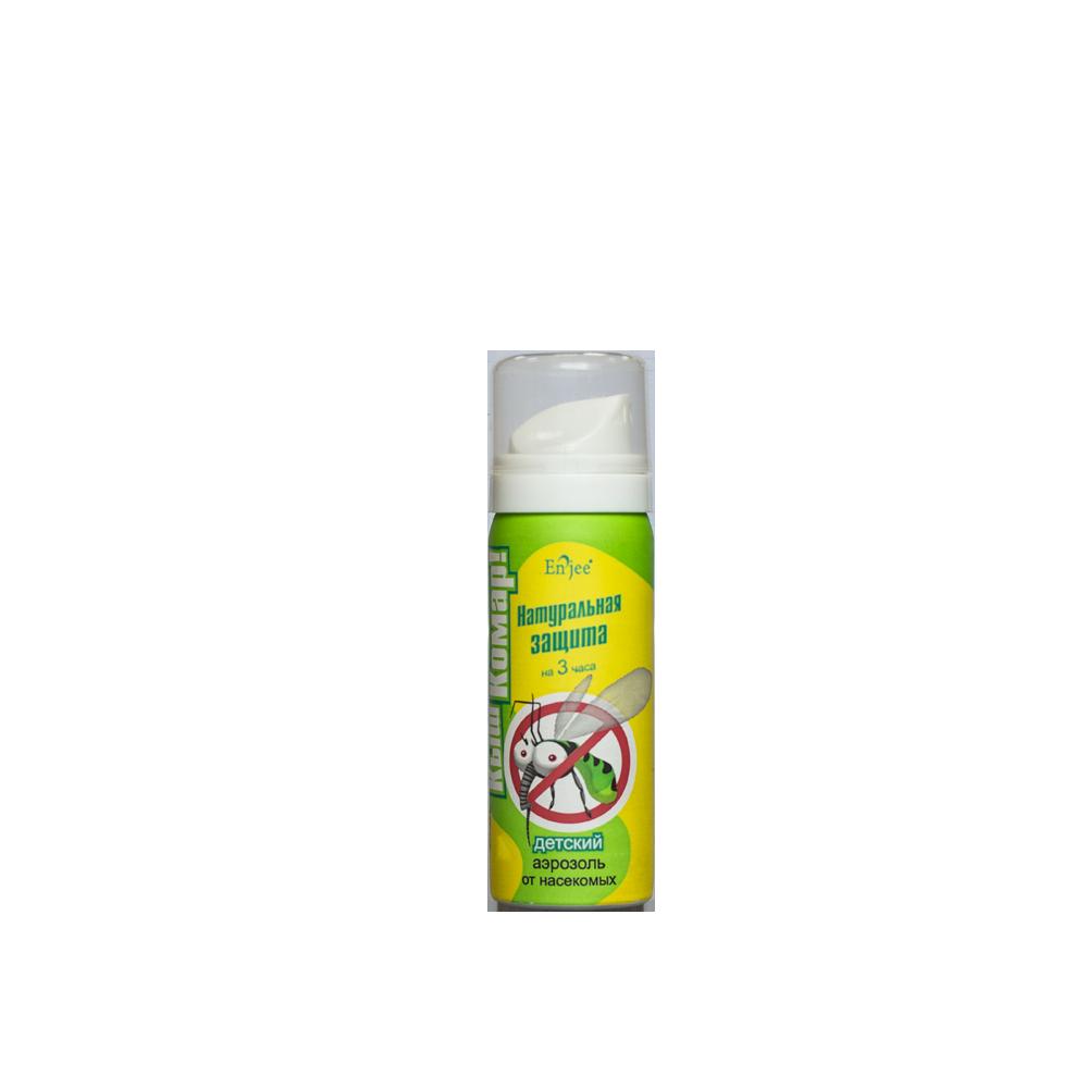 Аэрозоль-репеллент для детей, 40 г, КышКомар