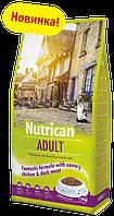 Nutrican Adult Cat 10 +2кг корм для  кошек