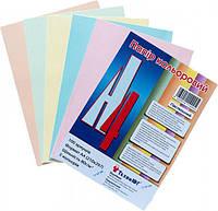 Бумага А4 ассорти пастель100 листов