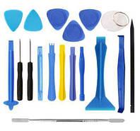Набор инструментов для вскрытия корпусов разборки ремонта телефонов 18 в 1 (z04159)