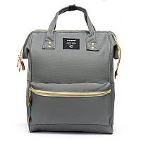 Женская сумка-рюкзак Lanpad 5606 grey, фото 1