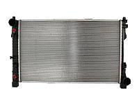Радиатор охлаждения основной (Polcar/62786A) Mercedes C-Class(W203) Мерседес Ц-Класс(В203)