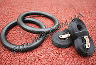 Кольца гимнастические  для кроссфита RS1001