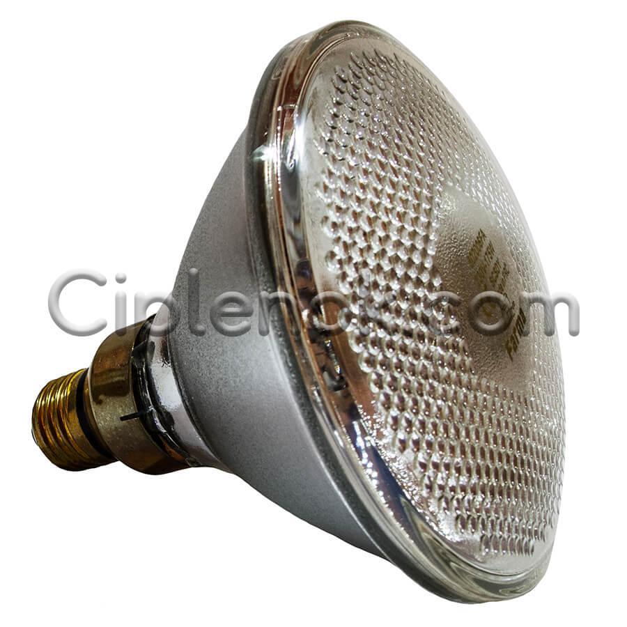 Инфракрасная лампа для обогрева PAR38 175 Вт Farma (Польша) белая