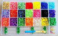 Набор Loom Bands 5000 для плетения браслетов из резинок