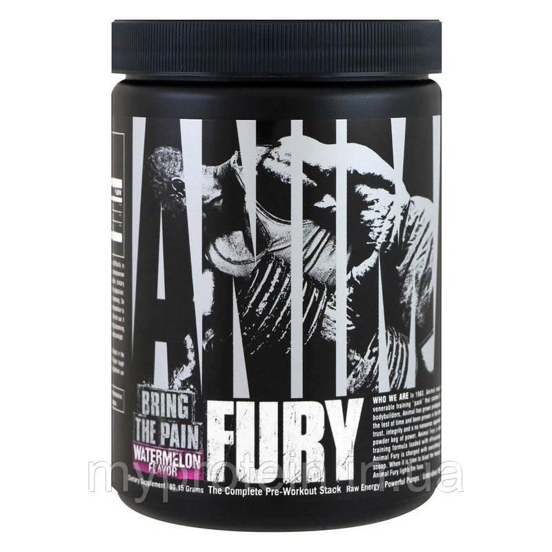 UniversalПредтренировочник Animal FURY80 g