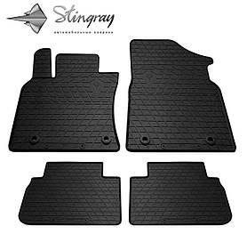 Резиновые коврики в салон Lexus ES 2018- (4 шт) Stingray 1028144