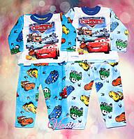 Детская пижама Трансформер/Щенки/Тачки махра, фото 1