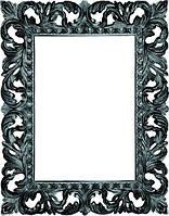 Рамка з дерева для оформлення дзеркал, картин, ікон, фотографій від виробника