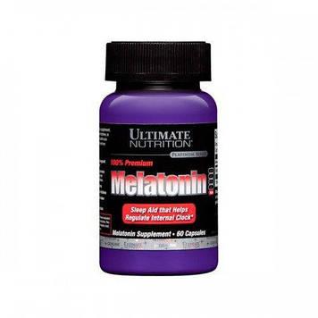 Melatonin (60 caps) Ultimate Nutrition