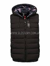 Мужская жилетка с капюшоном Glo-Story, фото 2