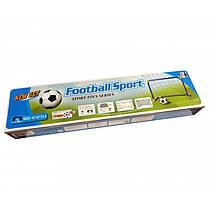 Футбольные ворота с футбольным мячом и насосом Football Sport Woopie 1710-1