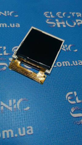 Дисплей Samsung e1202 оригинал б.у, фото 2