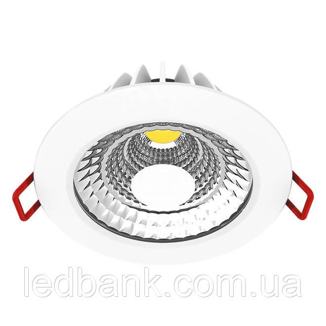 Точечный LED светильник 4W яркий свет (1-SDL-002)