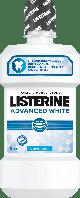 Ополаскиватель для полости рта Listerine Advanced White, 500ml.