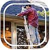 Защитная сетка от листвы для желобов, Сетка для водостоков, фото 3