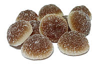Кокосовый орех в сахаре