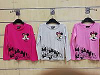 Реглан для девочек оптом, Disney, 98-134 см,  № 92583