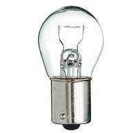 Автомобильная лампа 1529 Р21W 12V 21W BA15s 25x47 Bosma