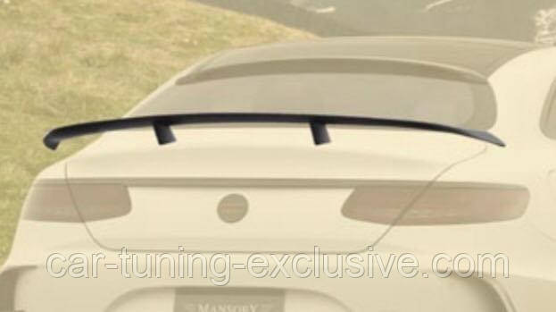 MANSORY rear dynamic performance wing for Mercedes S63 AMG Coupe / Cabrio