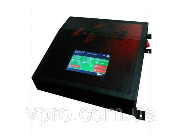 Автоматика для котла KA - 1  (с датчиком выплопа, 3 насоса, управление через Wi-Fi)