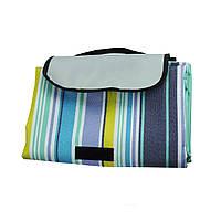 Раскладной коврик для пикника 145х180 см (HT543)