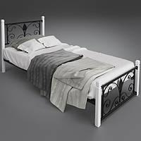 """Кровать на деревянных ножках """"Крокус Мини"""" 190, 200 х 80, 90 см"""