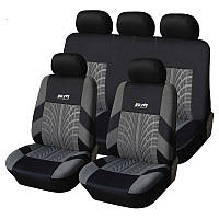 Чехлы на автомобильные кресла полный набор (HT174)