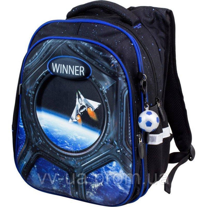Рюкзак школьный Winner-Stile, для мальчиков (8071)