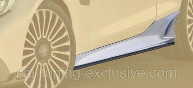 MANSORY side skirts for Mercedes S63 AMG Coupe / Cabrio