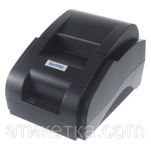 Принтер чеков Xprinter XP-58IIH