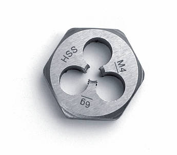 Шестигранна плашка DIN 382 HSS BSP 3/4-14  GSR Німеччина