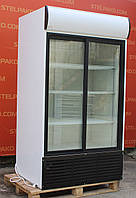 """Холодильный шкаф витрина """"Klimasan"""" полезный объём 1200 л., (Турция), LED – подсветка, Б/у, фото 1"""