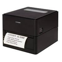 Принтер этикеток Citizen CL-E300, фото 1