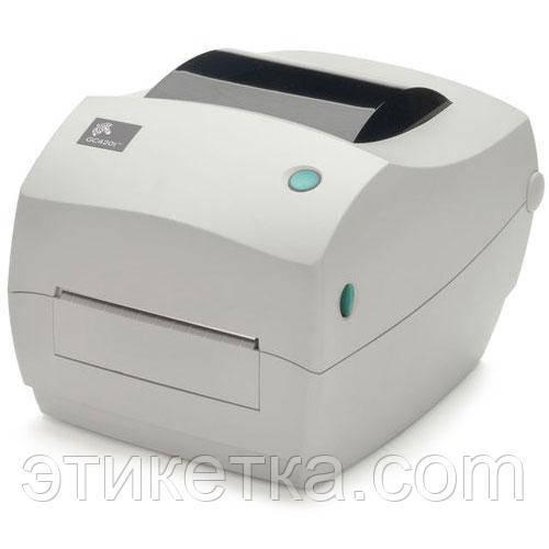 Принтер этикеток Zebra GC420t