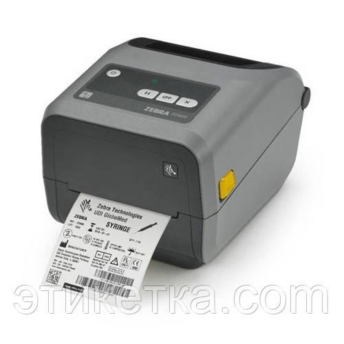 Принтер этикеток Zebra ZD420c