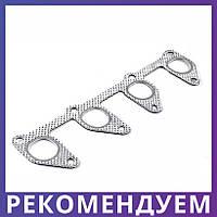 Прокладка выпускного коллектора Дэу / Daewoo Lanos/Ланос, Nexia/Нексия, Aveo/Авео 1.5 8v | AURORA (Польша)
