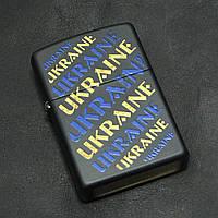 Зажигалка Zippo 218-UG UKRAINE GRUNGE