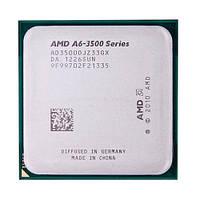 Процессор AMD A6-3500 3 ядра 2.1ГГц 3МБ FM1 + IGP (z04949)