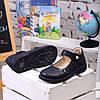Школьные туфли с ортопедической подошвой для девочек Tutubi 11.5.109 (31-36) - Фото