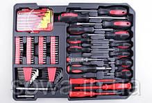 Набір ключів LEX 186CC-2  186шт _ Чемодан инструментов, ключей lex, фото 3