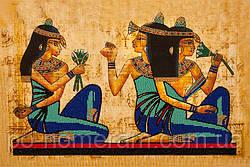 Картина из бисера Волшебная страна Египет (FLF044) 30 х 45 см