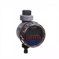 Таймер полива с шаровым клапаном цифр упр Aqualin YL21026B с УФ защитой (z04999)