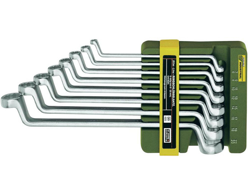 Набор накидных гаечных ключей 6-22мм Proxxon 23810