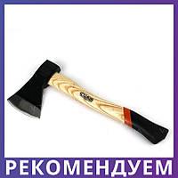 Топор с деревянной рукояткой (800 гр ) | СИЛА 320202